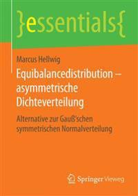 Equibalancedistribution Asymmetrische Dichteverteilung