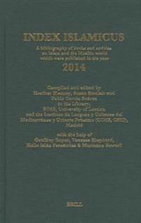 Index Islamicus Volume 2014