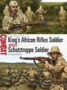 King's African Rifles Soldier Vs Schutztruppe Soldier: East Africa 1917-18
