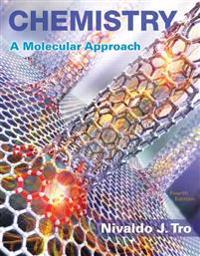 Chemistry: A Molecular Approach Plus Masteringchemistry with Pearson Etext -- Access Card Package