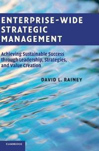 Enterprise-Wide Strategic Management
