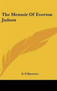 Memoir Of Everton Judson
