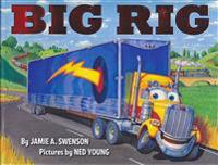 Big Rig (1 Hardcover/1 CD)