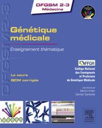 Genetique medicale