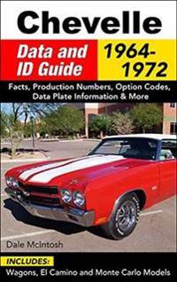 Chevelle Data and ID Guide 1964-1972