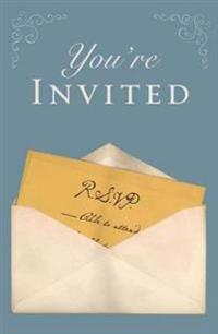 You're Invited (Pack of 25)