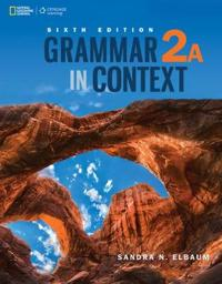Grammar in Context 2: Split Edition A