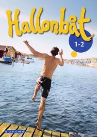 Hallonbåt 1 - 2 Opettajan CD (OPS16)