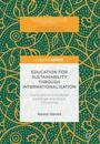 Education for Sustainability through Internationalisation