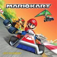 Mario Kart 2017 Calendar