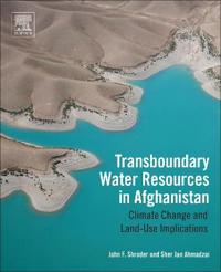Transboundary water resources in afghanistan - climate change and land-use