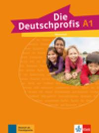 Die Deutschprofis A1. Wörterheft