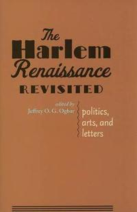 The Harlem Renaissance Revisited