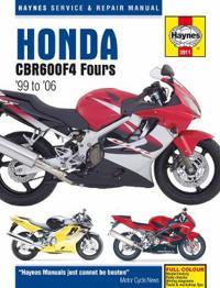 Haynes Honda Cbr600f4 Fours '99 to '06 Repair Manual