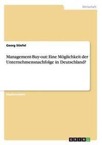 Management-Buy-Out