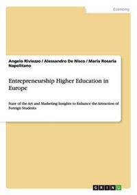 Entrepreneurship Higher Education in Europe
