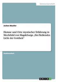 """Ekstase und Orte mystischer Erfahrung in Mechthild von Magdeburgs """"Ein fließendes Licht der Gottheit"""""""