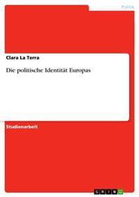 Die politische Identität Europas