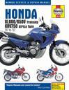 Honda XL600/650 Transalp & XRV750 Africa Twin (87 - 07)