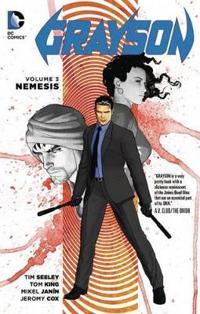 Grayson Vol 3 Nemesis