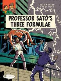 Professor Sato's Three Formulae Part 2