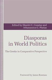Diasporas in World Politics