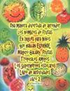 Una Manera Divertida de Aprender Los Nombres de Frutas En Inglés Para Niños Que Hablan Español Galaxy Mágico Frutas Tropicales Amigos Los Superhéroes