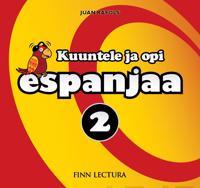 Kuuntele ja opi espanjaa 2 (USB-muistitikku)