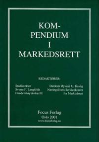 Kompendium i markedsrett