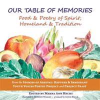 Our Table of Memories: Food & Poetry of Spirit, Homeland & Tradition. a Collaborative Project with the Stories of Arrival: Youth Voices Poetr