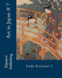 Art in Japan # 7: Isoda Koryusai 2