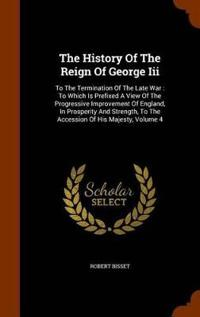 The History of the Reign of George III