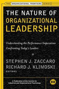 The Nature of Organizational Leadership
