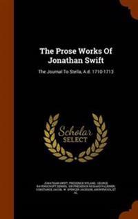 The Prose Works of Jonathan Swift