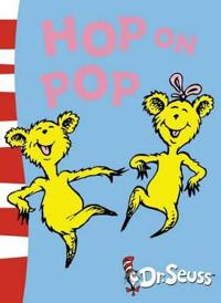 Hop on pop - blue back book