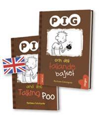 Pig och det talande bajset + Pig and the talking Poo (Tvillingpaket)