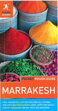 Rough Guide Pocket Marrakesh
