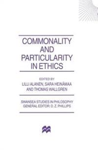 Commonality and Particularity in Ethics