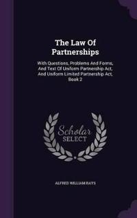 The Law of Partnerships