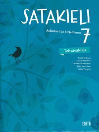 Satakieli 7 Tehtäväkirja (OPS16)