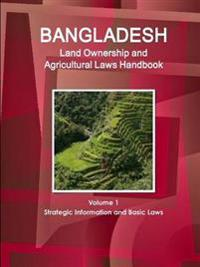 Bangladesh Land Ownership and Agriculture Laws Handbook