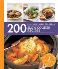 Hamlyn all colour cookery: 200 slow cooker recipes - hamlyn all colour cook
