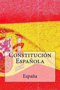 Costitucion Espanola