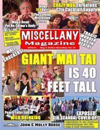 Miscellany Magazine Annual: Mug & Mali's Miscellany Volume 39