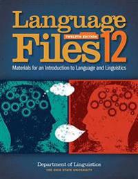 Language Files: Materials for an Introduction to Language and Linguistics