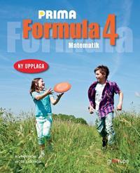 Prima Formula 4 Elevbok
