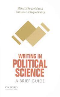 Writing in Political Science: A Brief Guide