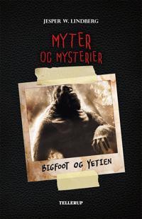 Bigfoot og yetien