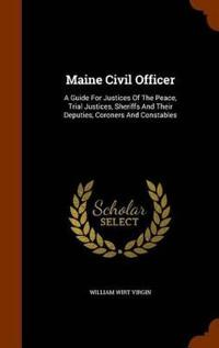 Maine Civil Officer