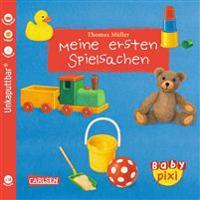 Baby Pixi, Band 32: VE 5 Meine ersten Spielsachen